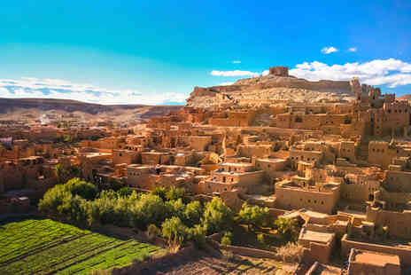 Atlas Mountains & Sahara Experience - Varied Landscapes & Remote Villages of Morocco - Save 0%