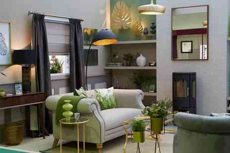 Media 10 - Two tickets to the Ideal Home Show - Save 48%