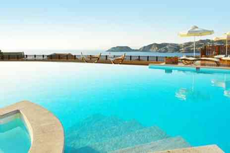 Fleetway - All Inclusive 5 Star Crete Holiday with Flights - Save 0%