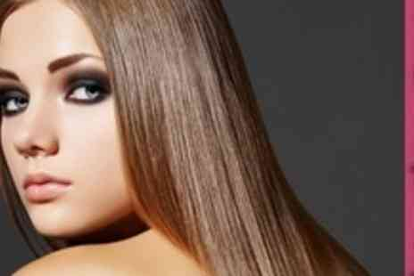 The Hair Salon - Brazilian Blow Dry With Cut - Save 70%