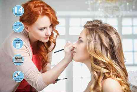 Trendimi - Online makeup artist course - Save 92%
