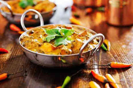 Spices Indian Restaurant - Two course Indian dining for two or four - Save 62%