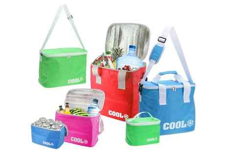 Groupon Goods Global GmbH - Lunch bags in choice of size and colour - Save 70%