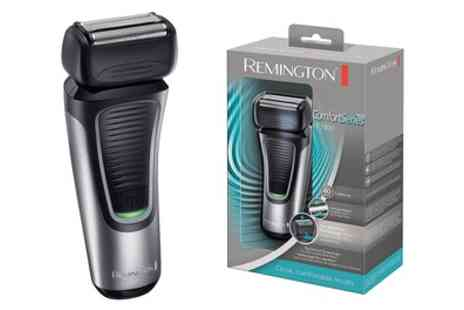 Groupon Goods Global GmbH - Remington Comfort Series Plus Foil Shaver and Beard Trimmer - Save 0%
