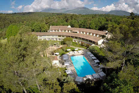 La Vague de St Paul - Four Star Modern Spa Hotel Stay For Two on the Cote D Azur - Save 47%