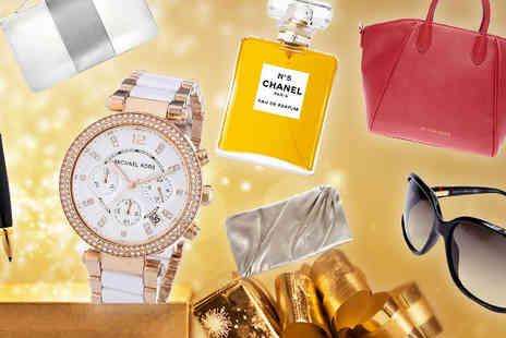 Brand Logic Europe - Luxury Mystery Gift Gucci, Dior, Chanel, Vivienne Westwood - Save 0%
