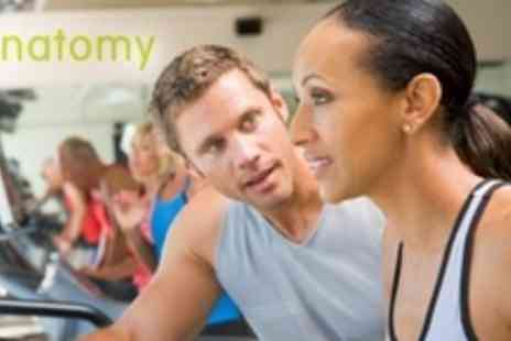 Anatomy Chester - Three Personal Training Sessions - Save 88%