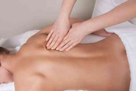 New Age London - Luxury 30 minute deep tissue massage - Save 53%