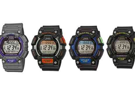 Groupon Goods Global GmbH - Casio Watches - Save 0%