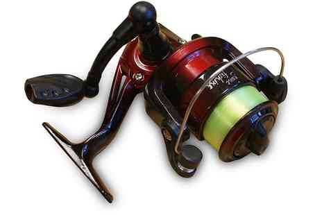 Groupon Goods Global GmbH - Boyz Toys Fishing Reel - Save 30%