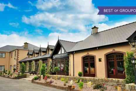 Mulroy Woods - One or Two Nights Stay for Two with Prosecco and Late Check Out - Save 0%