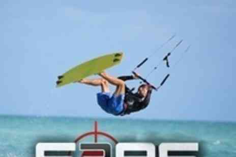 Surface2Air Sports - One Day Kite Surfing Course - Save 54%