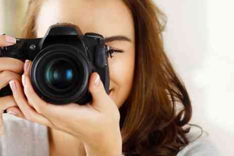 F4 Photography - One Day Introductory DSLR Course for One or Two - Save 66%