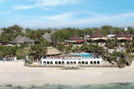 Leopard Beach Resort with Safari - Four Star Beachside Bliss with Safari Thrills - Save 0%