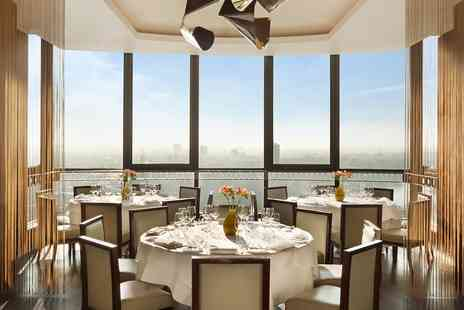 Galvin at Windows - Michelin Starred Mayfair Lunch With Spectacular Views - Save 0%