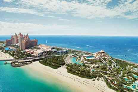 Away Holidays - The Palm Dubai Five Star Break With Flights - Save 0%
