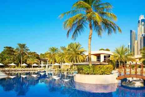 Away Holidays - Five Star Dubai Break With Flights And Meals - Save 0%