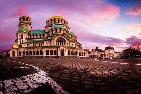 Weekender Breaks - Two nights Stay Sofia break including breakfast and flights - Save 48%