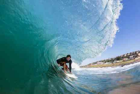 Buyagift - An ONeill half day surfing experience - Save 0%