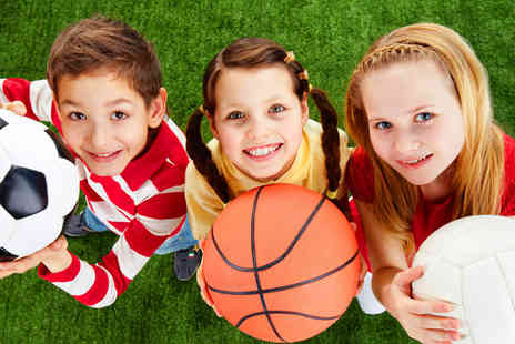 Sports Xtra - £69 for a five day Holiday Xperience course for children worth up to £225 - Save 69%