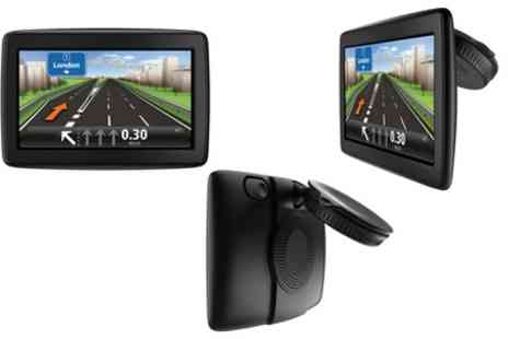 Groupon Goods Global GmbH - TomTom Start 25 UK and ROI GPS - Save 32%