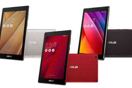 Laptop Outlet - Refurbished Asus ZenPad Z170C 7 Inch Tablet Intel Atom x3 C3200 Quad Core 16GB Android 5.0 - Save 0%
