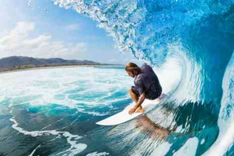 Feral Surf Tours - Seven Night Stay Surfing Tour for One Person with Meals and Equipment - Save 0%