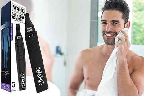 Essence Fashion - Wahl Nasal Hair Trimmer - Save 67%