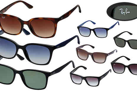 K and K Impex - Ray-Ban Wayfarer Sunglasses - Save 45%