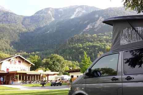 Camper King - Two, three or five night VW campervan hire for up to five - Save 0%