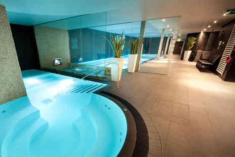 The Club & Spa Chester - Spa day with lunch and a glass of bubbly for one or two - Save 29%
