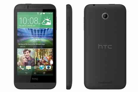 Chitter Chatter - HTC Desire 510 Smartphone on EE Pay As You Go with £10 Credit - Save 50%