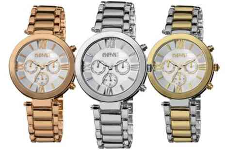 Groupon Goods Global GmbH - August Steiner AS8049 Womens Watch - Save 85%