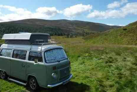 Kevs Kampers - Up to 4 Night Campervan Hire for Four - Save 45%