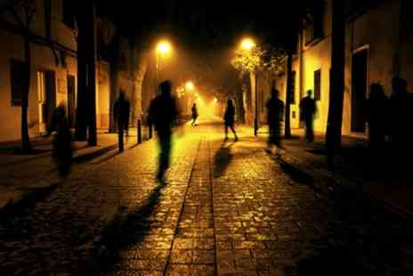 Glasgow Ghost Walk - Ghost Walk for Up to Four - Save 33%