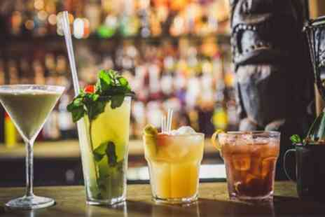 Hula Bar - Four cocktails for up to four - Save 53%
