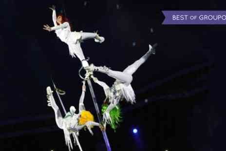 Moscow State Circus - One general admission ticket to see Moscow State Circus on 24 May To 4 June - Save 50%