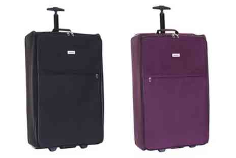 Groupon Goods Global GmbH - Karabar 28 Inch Foldable Suitcase - Save 66%
