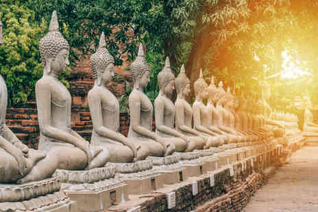 Gems of Siam Tour - Enchanting Historic Siam and Blissful Beach Relaxation - Save 0%
