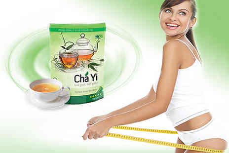 Goods Direct - 30, 60 or 90 Tea Bags of Cha Yi Tea - Save 70%