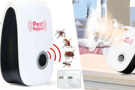 Goods Direct - Ultrasonic Pest Repellent - Save 70%