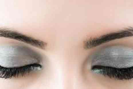 Beauty @ Celebrity Styles - Eyebrow thread and tint, eyelash tint and a mini-manicure - Save 72%