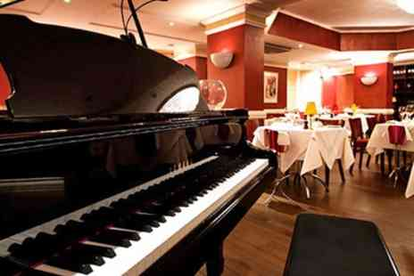 Bel Canto Restaurants - Dinner, Bubbly & Opera Experience for 2 - Save 54%