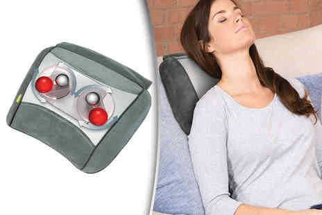 Deals Direct - Multi purpose Shiatsu massage pillow - Save 17%