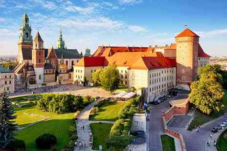 Szalloda Voucher - Two night Krakow break for two with breakfast and three course dinner - Save 37%