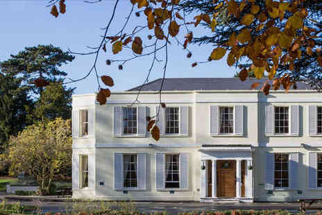 Buyagift - Overnight Wye Valley stay with breakfast for two at Penyard House - Save 0%