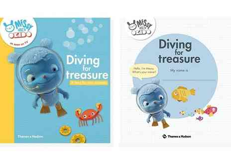Groupon Goods Global GmbH - Messy Diving for Treasure - Save 0%
