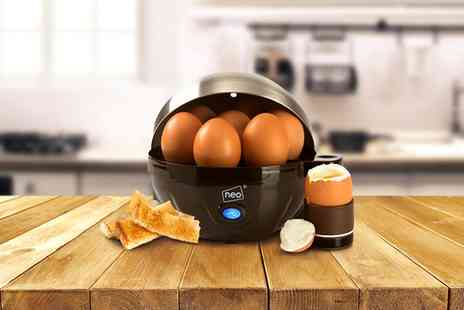 Groupon Goods Global GmbH - Neo Egg Boiler, Poacher and Steaming Machines - Save 80%