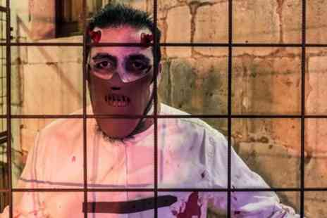 Hannibal Lecter - Hannibal Lecter Escape Room Game for Two or Four - Save 42%