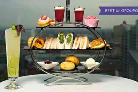 Cloud 23 - Afternoon Tea with Cocktails for Two or Four - Save 46%